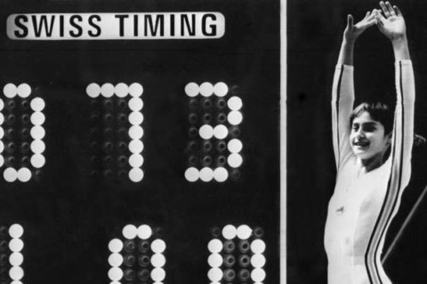 Archives de Nadia Comaneci – Le corps en mouvement