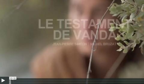 Teasers Le testament de Vanda